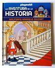 Amadeus Mozart; Libro nº 57 de la coleccion; Playmobil La Aventura la Historia
