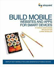 CB2 Build Mobile : Websites and Apps for Smart Devices by Max Wheeler, Earle...