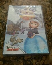 Sofia the First: Holiday in Enchancia (DVD W/SlipCover 2014) BRAND NEW/SEALED!