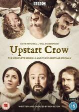 Upstart Crow The Complete Series 1 to 3 and Christmas Special DVD