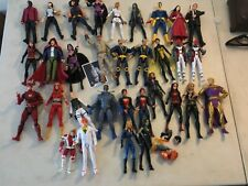 lot of 32 Marvel legends action figures X-men Avengers Thor Fantastic Four