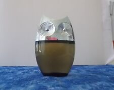 Vintage Avon Wise Choice Owl 1969-1970 Excalibur After Shave
