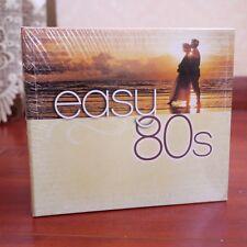"NEW SEALED! V.A. ""Easy '80s"" 10 CD Box Set Time Life"
