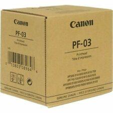 Canon PF-03 Print Head (2251B003AA) Printhead - Free Shipping