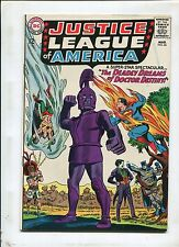 Justice League Of America #34 (7.5) The Deadly Dreams Of Doctor. Destiny! 1965