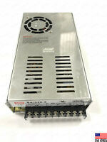 MEAN WELL SE-350-5 350W Single Output Switching Power Supply AC/DC 100-120V 7A