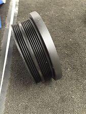BMW E87 E46 E90 E60 X3 Amortisseur vibration Arbre Manivelle Poulie 11237805696