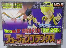 DRAGON BALL Z FULL ACTION KIT DBZ no.5 FUSION GOTENKS BANDAI 1996