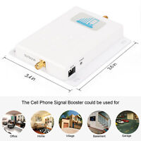 ATT 4G LTE Home Cell Phone Signal Booster Band 12 700MHz Repeater with Adapter