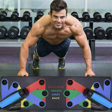 The Ultra Push (9-IN-1 System) Arm Fitness Equipment+2XPull Band Body Training