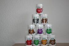 10 Dosen verschiedene Fuchs Gewürze  gefüllt&versiegelt Gewürzsortiment Dekorbox