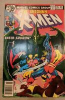 Uncanny X-Men #115, VF+ 8.5, Wolverine, Sauron Returns