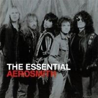 AEROSMITH - THE ESSENTIAL AEROSMITH 2 CD (BEST OF) 30 TRACKS NEW