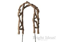 Fiddlehead Fairy Garden - FAIRY HOME ACCESSORIES - Woodland Twig Arch