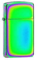 ZIPPO LIGHTER SPECTRUM SLIM (92496) GIFT BOXED - AU STOCK !