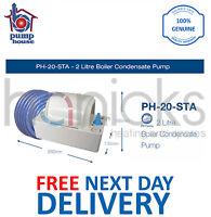 Pump House 2L Boiler Condensate Pump PH-20-STA | VCMA-20STA Genuine Item *NEW*