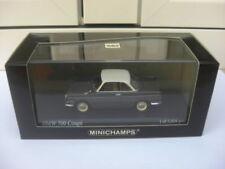 BMW 700 Sport 1960 anthracite white Minichamps 400023720 MIB 1:43 3er 5er 7er
