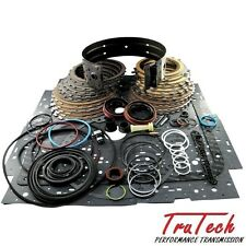 Trutech Stock Plus 4L65E 4L70E rebuild kit with HD 3-4 clutch / band 2004-2012