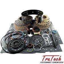 Trutech Stock Plus 4L65E 4L70E rebuild kit improved 3-4 clutch / band 2004-2012