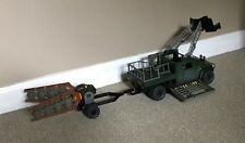 Jurassic Park The Lost World Hummer Capture Vehicle with Dino Pursuit Claw