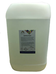Barnacle Bust Safe Non Toxic Biodegradable Marine Growth Remover Cleaning - 25L
