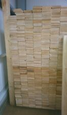 5 X Planed PINE BOARDS IDEAL SHELVING, CABINETS, 1.30METRE X 140mmx 20mm