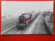 PHOTO  LMS CLASS 8F LOCO NO 48062 AT CHESTERFIELD