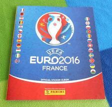 Panini Fussball EM Euro 2016 Leeralbum Sammelalbum Stickeralbum Uefa France 2016