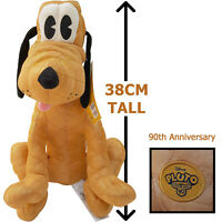 Disney Store Pluto Medium Plush Soft Cuddly Toy Collectable 90th Anniversary NEW