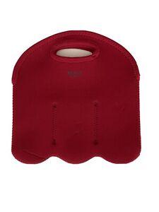 Built NY Red Byobag 6 Pack Bottle Neoprene Tote Carry Bag