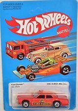 HOT WHEELS ORIGINAL 1982 FIRE CHASER NO. 2639