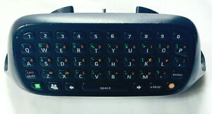 Microsoft XBOX 360 Chatpad Keyboard Keypad Controller Attachment OEM Official