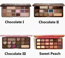 Too  faced chocolate bar ( Bon Bons ) Semi Sweet Peach Eyeshadow Palette