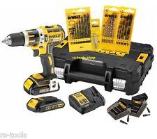 Dewalt DCK795S2T Taladro Batería Percutor sin Escobillas DCD795S2 DCK795D2T