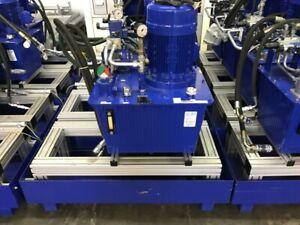 Rexroth Groupe Hydraulique Pompe 120 Espèces ABSKG-60AL9/VGF2-016/132S