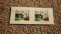 2016 IRELAND POST MINT STAMPS, EASTER UPRISING PAIR OF S/A STAMPS MNH