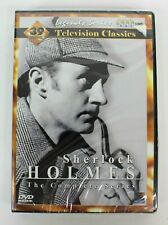 Sherlock Holmes The Complete Series Legends Series 2008 DVD New Factory Sealed