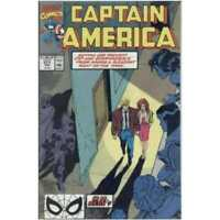 Captain America (1968 series) #371 in Very Fine + condition. Marvel comics [*b4]