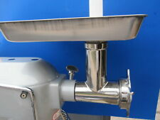 Stainless Steel Meat Grinder For Hobart Univex Mixer Motors Size 12 A200