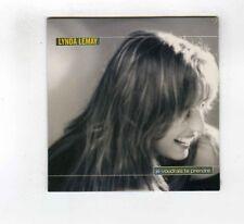 CD SINGLE PROMO(NEUF)LYNDA LEMAY JE VOUDRAIS TE PRENDRE