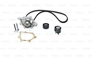BOSCH Water Pump & Timing Belt Kit Fits CITROEN LAND ROVER FORD FIAT 1750590