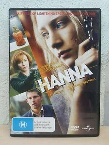 Hanna DVD 2011 Cate Blanchett