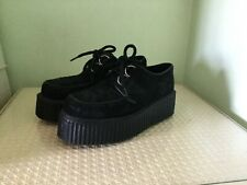Suede Underground Creeper shoes size 4 (bought from office originally)