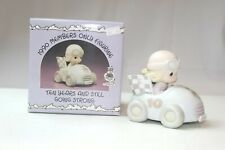 """Precious Moments Pm-901 1990 """"Ten Years And Still Going Strong"""" Mint In Box #415"""