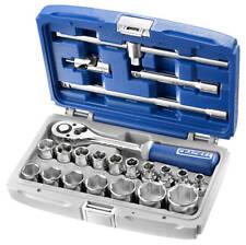 "Britool expert by facom 1/2"" socket and accessory set 22pc E032900 rdg"