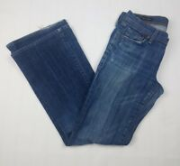 Citizens of Humanity Womens Jeans Size 26 Ingrid# 002 Stretch Low Waist Flare