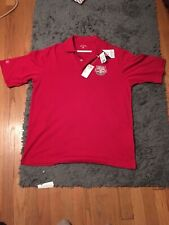 New York Red Bull Soccer Antigua Golf - Polo Shirt Size Adult Small NEW