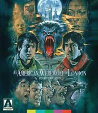 An American Werewolf in London [New Blu-ray] Has Some Sticker Residue