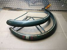 "1950s Schwinn Bicycle Fenders Panther Phantom Hornet Autocycle 26"" Ballon Tire"