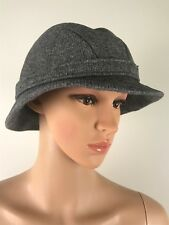 Kangol Womens  Winter Bucket Hat  Retro Style Hats Size Wool 54cm England Made
